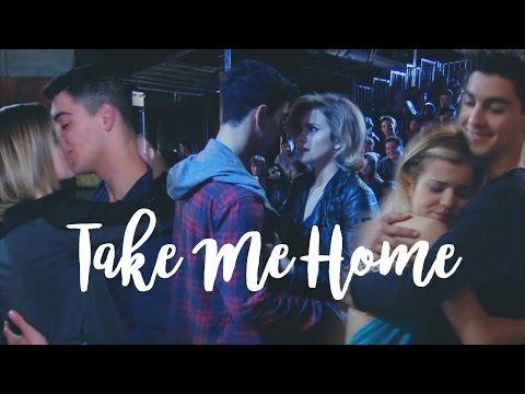 James and Riley - Take Me Home |The Next Step Jiley|