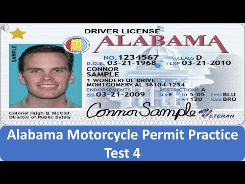 drivers permit practice test alabama