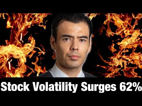 Stock Market Volatility SURGES 62% due to Tech Earnings!