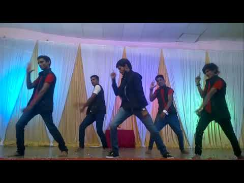 Gandi baat song Dance Perform by Andy