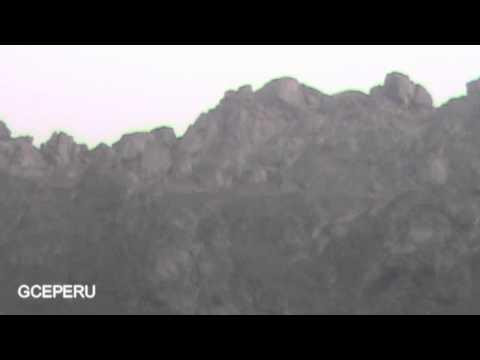 UFO PERU  2011  #1   (7-10)  ALIEN CREATURE.AMIGOS-FRIENDS