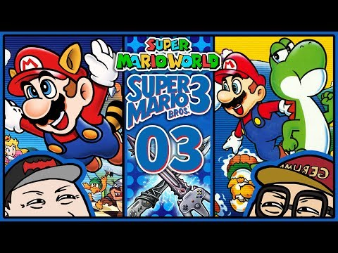 Schöne Haare?! - 1on1 Super Mario World + Super Mario Bros. 3 - Part 3
