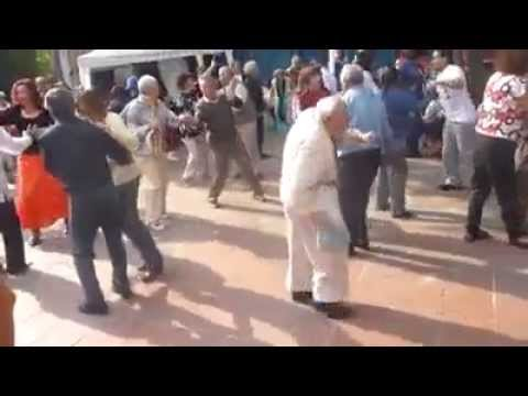 ORIGINAL Old Man Dancing: Throws Away Canes! thumbnail
