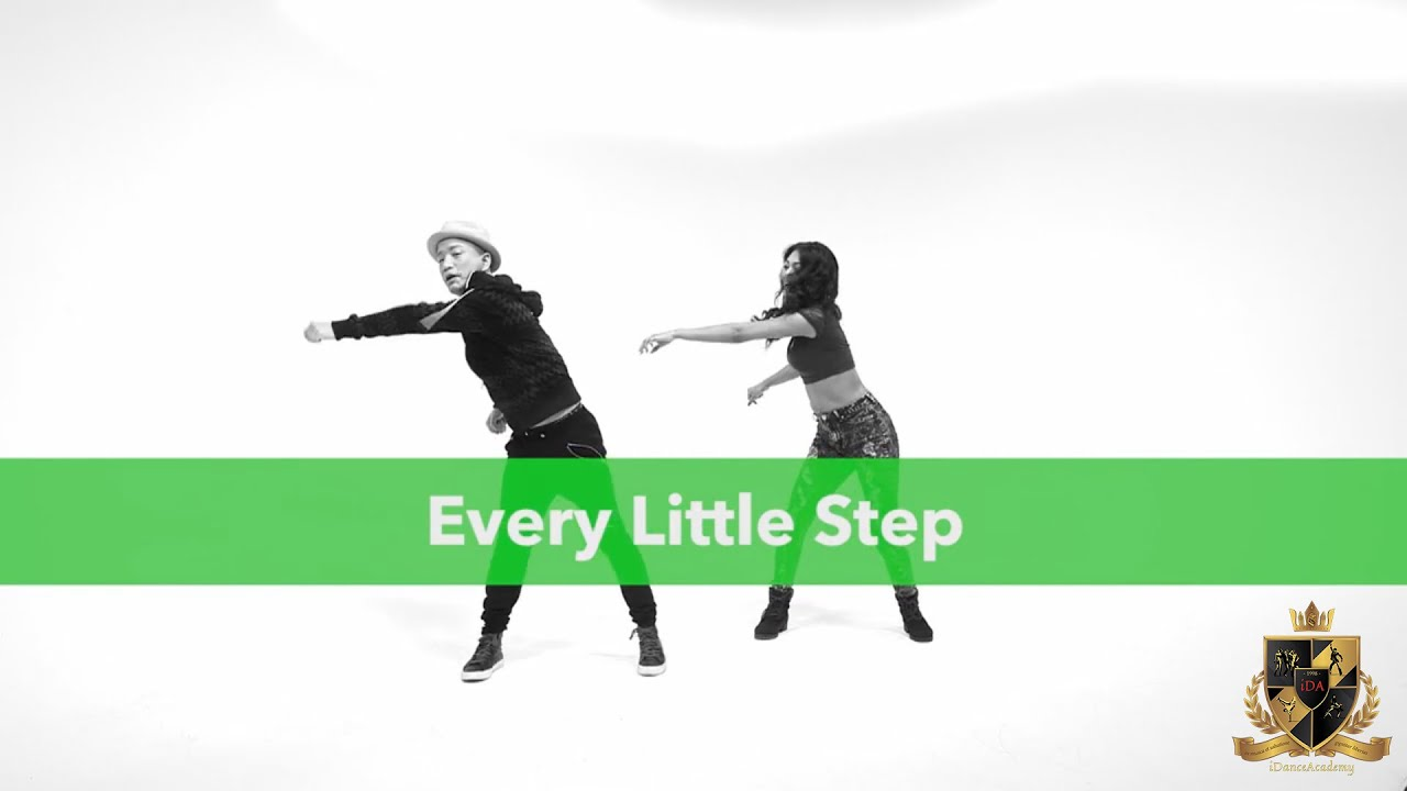 Download Learn Every Little Step w/ iDA Chi (Move 2 of 4) | 90's Dance Moves @ iDanceAcademyLA