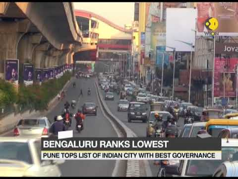 Pune tops list of Indian city with best governance, Bengaluru ranks lowest