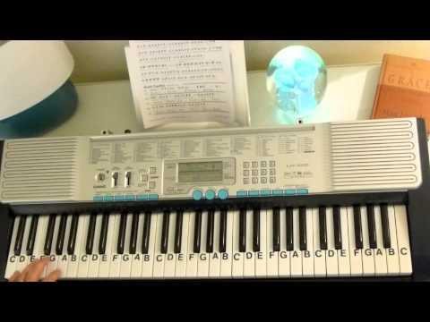 How to Play ~ Goodbye, Dear Friend ~ Deer Tick ~ LetterNotePlayer ©