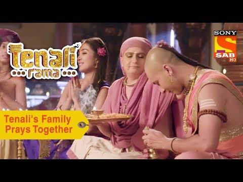 Your Favorite Character | Tenali's Family Prays Together | Tenali Rama