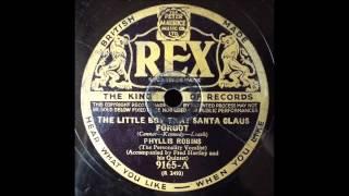 The little boy that Santa Claus forgot, Phyllis Robins, 1937