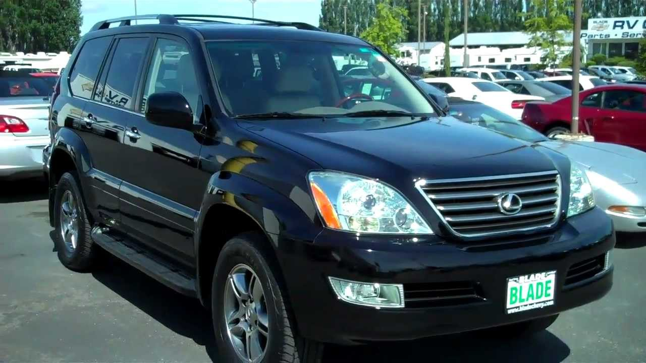 Used Lexus Gx >> 2008 Lexus GX 470 - YouTube