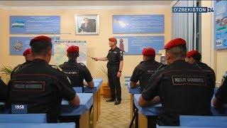 Повышение квалификации в национальной гвардии
