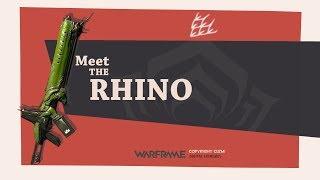 Warframe | Meet The Rhino