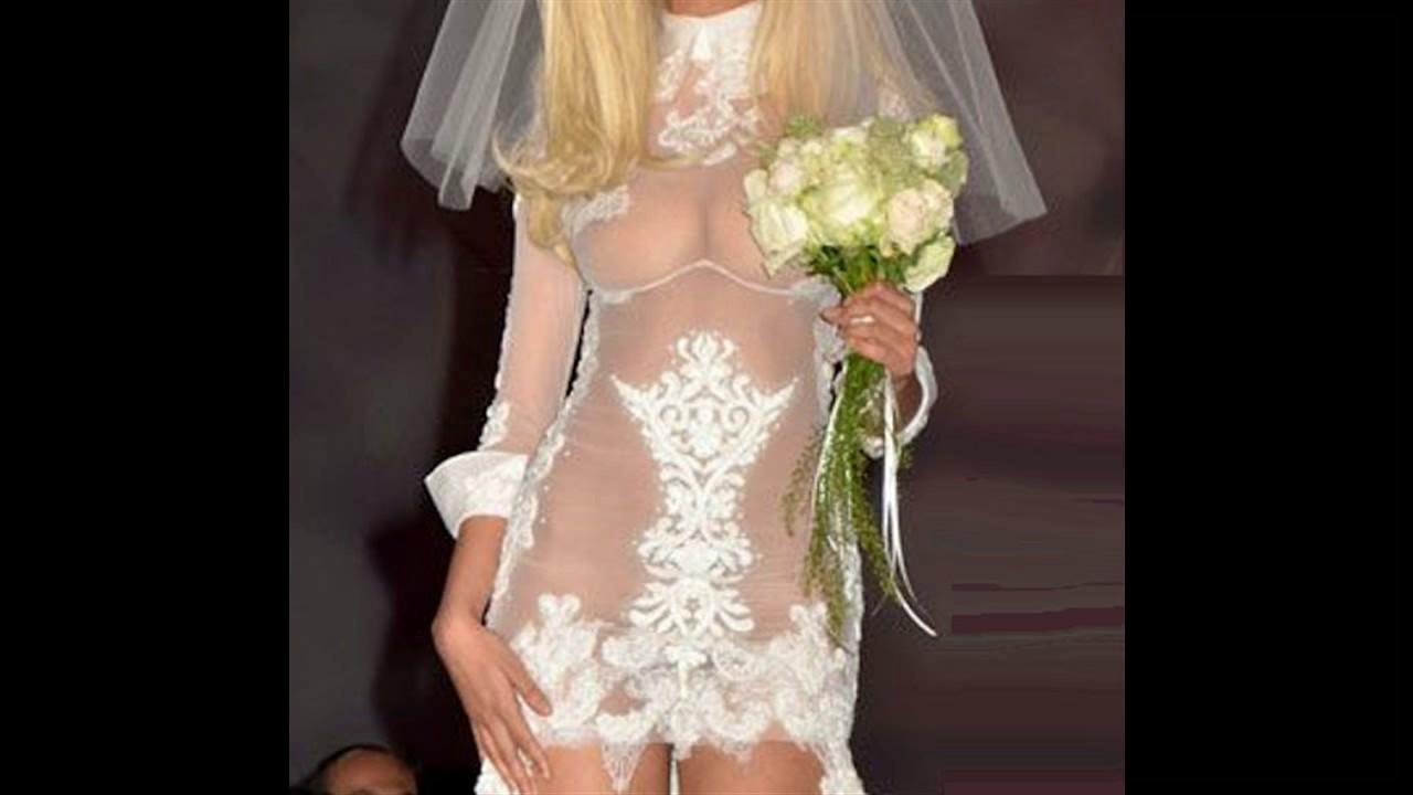 30 vestidos de novia mas feos del mundo