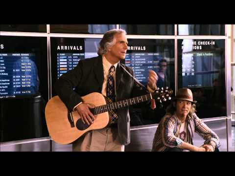 Here comes the boom song Henry Winkler version