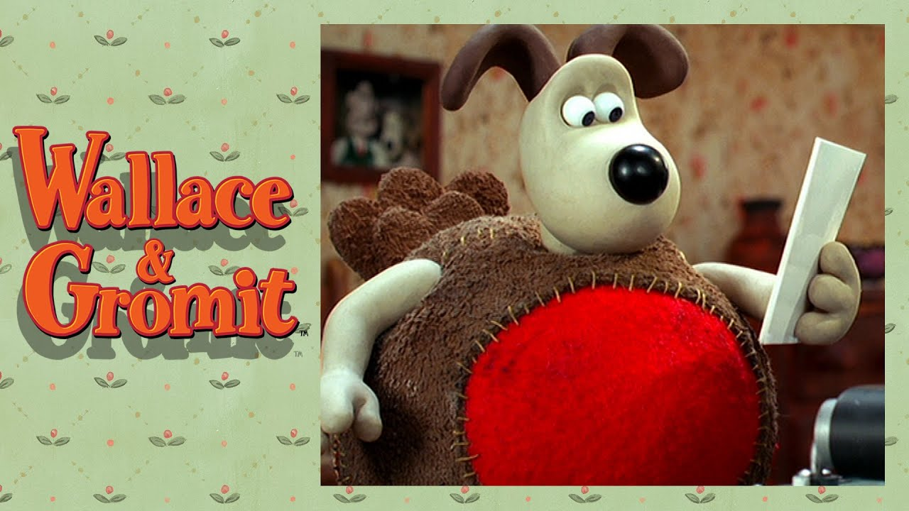 Wallace & Gromit's Cracking Contraptions - The Christmas Cardomatic - Wallace & Gromit's Cracking Contraptions - The Christmas Cardomatic