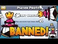 #1 Player In Clash Royale PERMANENTLY BANNED | Here's What Happened