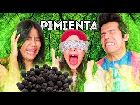 RETO DE LAS PIMIENTAS | LOS POLINESIOS RETOS POLINESIOS