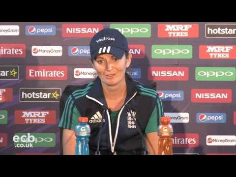 """""""We want to win the World T20,"""" says Charlotte Edwards"""