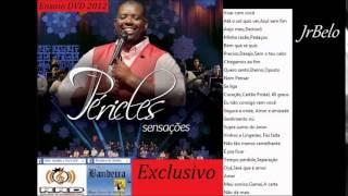 pericles cd completo ensaio 2012 jrbelo
