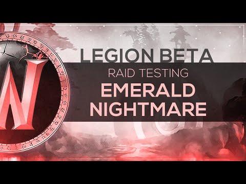 FinalBossTV - WoW LEGION Beta | Heroic Nythendra [Emerald Nightmare]
