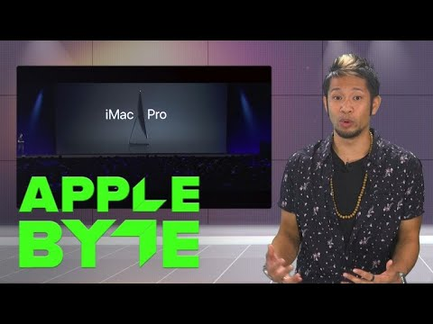 The iMac Pro will include an A10 and 'Hey, Siri' (Apple Byte)