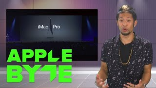 the imac pro will include an a10 and hey siri apple byte