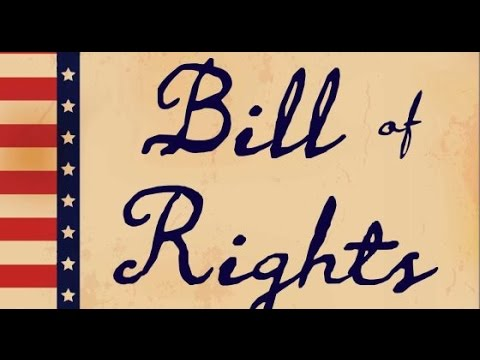 The Beginning of the Bill of Rights