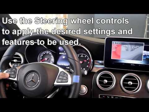 V5-NTG5-PNP Mercedes C300 W205 NTG5 System Installation Video