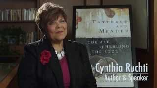 Tattered and Mended: The Art of Healing the Soul by Cynthia Ruchti