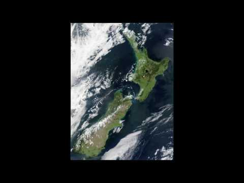 A Glimpse of New Zealand