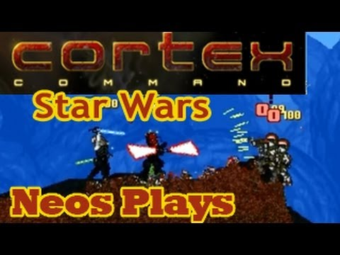 моды для Cortex Command скачать - фото 8