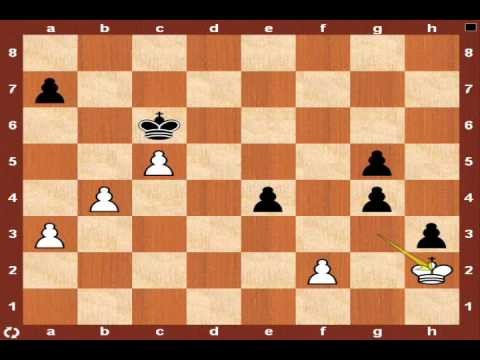 Chess Endgame Study: Personal Analysis #1
