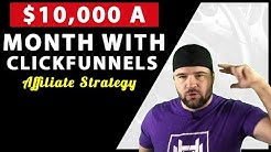 How To Make Money With Clickfunnels Affiliate Program (Awesome Strategy revealed!)