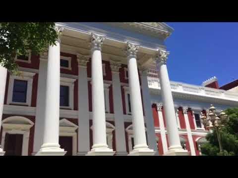 The Company's Garden: Cape Town: 09/12/17
