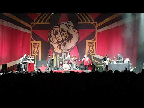 PROPHETS OF RAGE LIVE IN DUSSELDORF