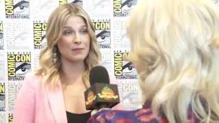 "The ""Legends"" Cast at Comic-Con"
