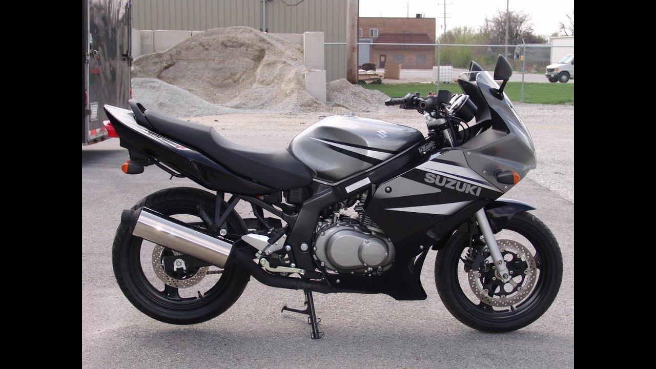 2007 Suzuki GS500F - YouTube