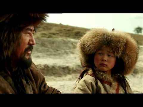 Mongol - Čingischán historický CZ dabing celý film