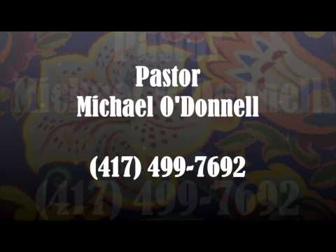 Michael O'Donnell Ministries: 400 Men in a Cave