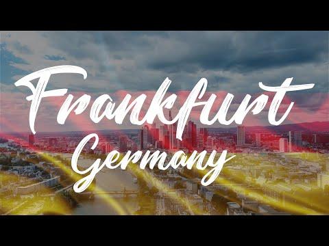 Frankfurt in 4k