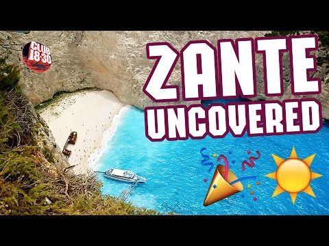ZANTE UNCOVERED: The Nightlife, Beaches, Boat Parties & More