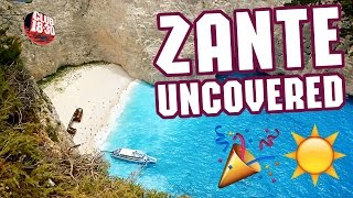 Repeat youtube video ZANTE UNCOVERED: The Nightlife, Beaches, Boat Parties & More