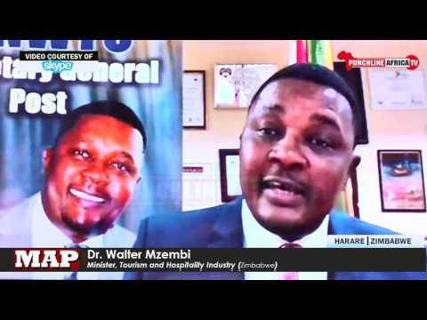 MAP  Africa's Choice For The UNWTO Secretary General Part 1