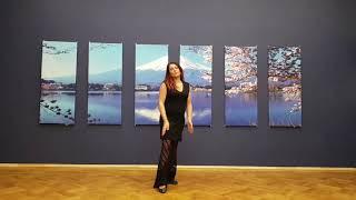 Видеоуроки по базе танца живота от Лейлы Адоры. Урок 13