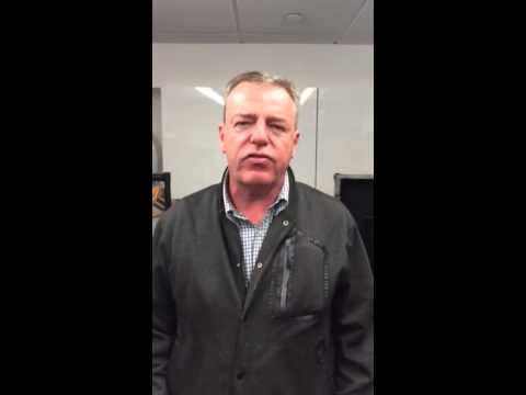GrandSlam Madness comes to Leeds - a message from Suggs