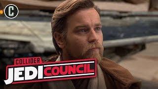 Obi-Wan Series Heading to Disney+ with Ewan McGregor - Jedi Council