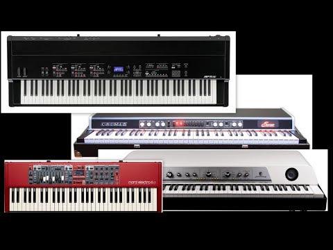 Repeat KAWAI CA98,MP11SE-KURZWEIL SP6-Roland V PIANO,RD2000