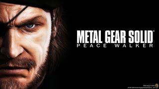 Metal Gear Solid: Peace Walker - PPSSPP emulator Gameplay 30FPS