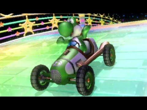 Download Mario Kart Wii - 150cc Special Cup Grand Prix (Yoshi Gameplay) Screenshots