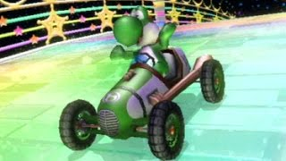 Mario Kart Wii - 150cc Special Cup Grand Prix (Yoshi Gameplay)