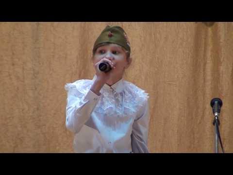 """""""Хочу служить в армии"""" - Алина Шишкина студия Синяя птица"""